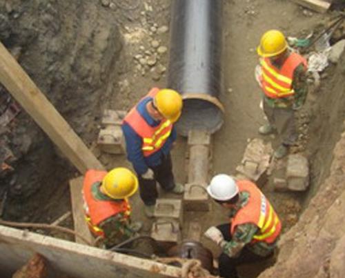 排污管道安装